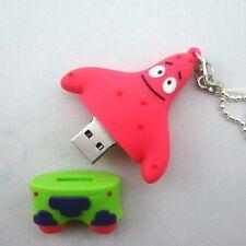 Patrick Starfish (Spongebob Squarepants) 8GB USB Novelty Flash Drive