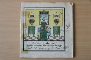 Tante Zahnweh - Andersen nacherzählt von Tanta Marga, Odol - Onkel, Werbung