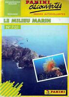 Le Milieu Marin * PANINI Découvertes Documentation Scolaire 7.01 * écologie