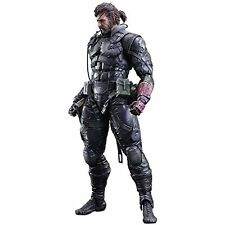 NEW PLAY ARTS KAI Metal Gear Solid V VENOM SNAKE SNEAKING SUIT Ver Square Enix