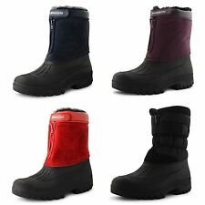 Snow, Winter Boots Synthetic Casual Shoes for Women
