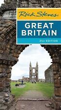 Rick Steves Great Britain Paperback Rick Steves