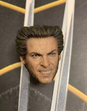 Hot toys MMS187 Marvel X-Men The Last Stand Wolverine 1/6 1:6 Head