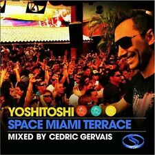 Space Miami Terrace (Mixed By Cedric Gervais) (SEALED 2 x CD) DJ Simi Patch Park