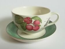 Wedgwood Sarah's Garden Breakfast Cup and Saucer