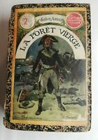 N71 Ancien Livre La Forêt vierge Gustave Aimard début XXeme A.Fayard Paris