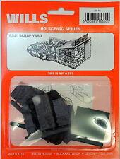 New Wills Scenic OO Gauge SCRAP YARD SS40