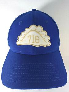Buffalo Bills Pierogi 716 Baseball Style Hat Cap Blue 9Forty