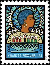 5530 Kwanzaa Us Single Mint/nh Free Shipping