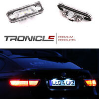 LED Kennzeichenbeleuchtung Mercedes W211 S211 W203 S203 C219 R171 W209 A209 R230