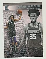 2018-19 Panini ESSENTIALS #228 MARVIN BAGLEY RC Rookie Sacramento Kings