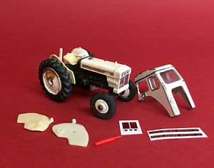 1967-71 Dinky 1/43 David Brown 900 Tractor No305 For Restoration
