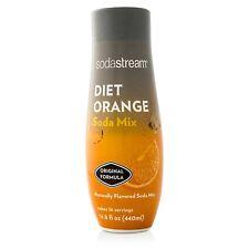 SodaStream Diet Orange Syrup 14.8 Fluid Ounce