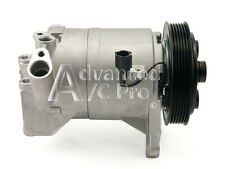 New AC A/C Compressor  Fits:  2002 2003 2004 2005  Nissan Altima V6 3.5L ONLY