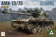 1/35 Takom French Light Tank AMX-13/75 with SS-11 ATGM (2 in 1)  2038