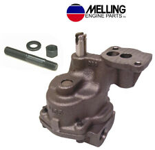 MELLING High Volume M55HV Oil Pump+ARP Stud for Chevy SBC 305 327 350 383 400