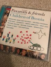 Luciano Pavarotti & Friends Together for the Children of Bosnia (CD, Mar-1996, …