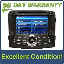 11 12 HYUNDAI Sonata Navigation GPS Satellite XM Radio CD Player 96560-3Q001 OEM