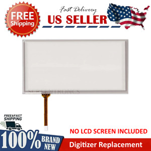 JVC KW-NT300 KW-NT310 Replacement Touch Screen Glass Digitizer - NO LCD
