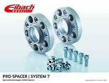 Eibach Espaceurs 50 mm Système 7 VW Touareg r5 (7la, 7l6, 7l7, 7 l, 02-10)