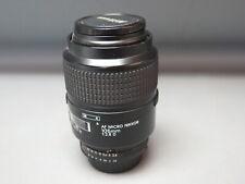 Nikon AF Micro Nikkor 105mm 1:2.8 D Camera Lens