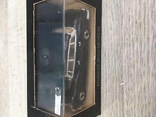 Mercedes benz 300 d   1956  model daimler benz museum 1 op 43 zwart
