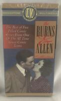 The Burns & Allen Collection - The Best of George Burns & Blanche Allen VHS