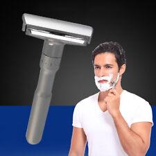 Rasoir manuel de sécurité rasoir manuel ajustable à double tranchant pour homme