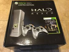 Brand New ~ Microsoft Xbox 360 S ~ Halo Reach Limited Edition ~ 250GB Console