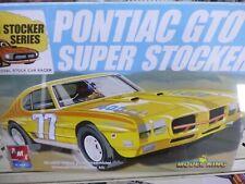 AMT 21464 1970 PONTIAC GTO SUPER STOCKER MODIFIED RACER MODEL KING McM 1/25 FS