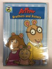 Arthur: Brothers and Sisters (DVD, 2017)**New, Free Shipping **
