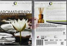 Aromatherapy Practical Guide for Home Use * NEW DVD * Health Wellbeing