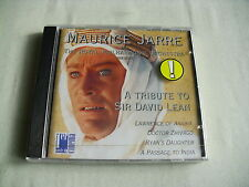 Maurice Jarre & The Royal Philharmonic Orchestra – A Tribute To Sir David Lean