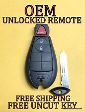 OEM 13 14 15-17 RAM 1500 2500 3500 KEYLESS REMOTE FOB FOBIK SMART KEY 56046953