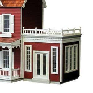 Real Good Toys Junior Conservatory Dollhouse Addition Kit