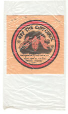 Off the Cuff Comix Set #1 Uderground Mini Comics RARE! Spiegleman Crumb w/bag