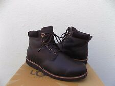 UGG SETON STOUT WATERPROOF LEATHER/ SHEEPSKIN SNOW BOOTS, US 12/ EUR 45.5 ~NEW
