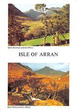 BR76443 isle of arran glen sannox and cir mhor  scotland
