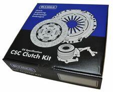 CLUTCH KIT W/ CSC BEARING FIT CITROEN C4 C5 C8 PEUGEOT 307 407 607 807 2.0 HDI