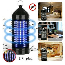 Electric UV Mosquito Killer Lamp Outdoor/Indoor Fly Bug Insect Zapper Trap NEW z