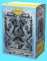 100 DRAGON SHIELD KING ATHROMARK III STANDARD CLASSIC ART Card Sleeve Coat Arms