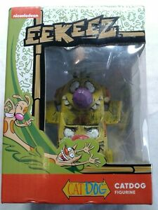 New CatDog Eekeez Figurine Nickelodeon