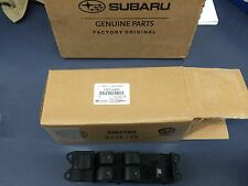 Genuine OEM Subaru Outback LH Drivers Door Power Master Window Switch 83071AG05B