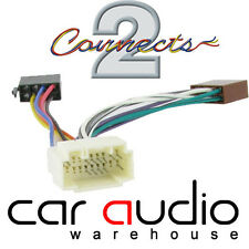 Connects2 CT20HD02 Honda Prelude 99> Car Stereo Radio ISO Harness Adaptor Wiring