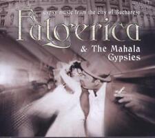Fulgerica & the Mahala Gypsies - Gypsy Music from Bucharest - CD