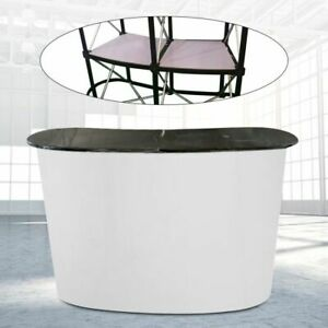 Trade show/salon reception desk - Portable Mall shop exhibition counter stand