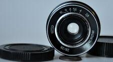 INDUSTAR-69 28mm F2.8 lens M39 Soviet USSR Pancake Lens for CHAIKA CHAJKA .