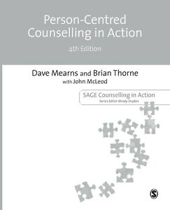 Person centred counselling in action (Paperback) 2013 4th Edition