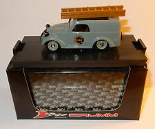 BRUMM FIAT 500B FOURGONNETTE STIPEL 1946 1/43 REF R046 IN BOX