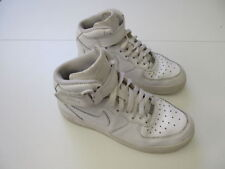Boy's NIKE 'Air Force 1 Mid' Sz 5Y Casual Shoes White VGCon | 3+ Extra 10% Off